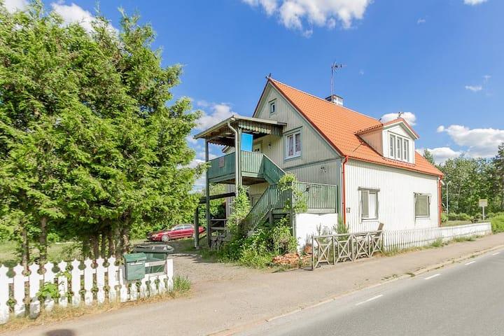Egen lägenhet med egen igång i hjärtat av Småland
