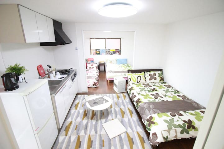 ★Osaka Umeda 10min by train★New Open Room★304