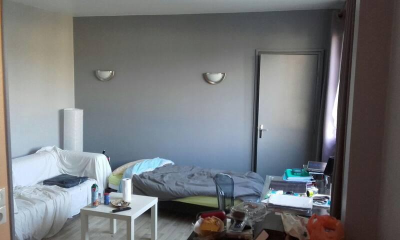 Appartement studio brive centre ville