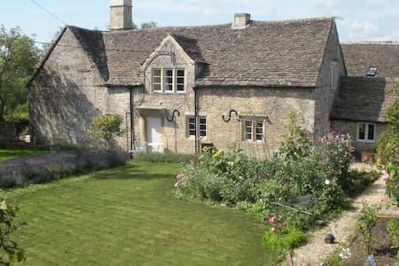 Charming 15th Century Stone Cottage - House