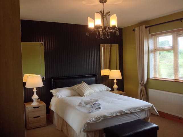 Double Room & Private Bathroom - Tralee - Huis