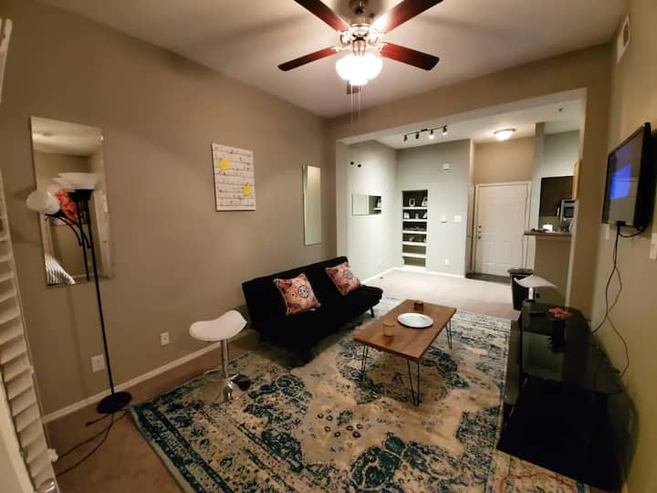 Monthly Stay in Deep Ellum