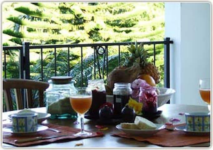 Bed & Breakfast 'Coteau Fleurie', Chamarel