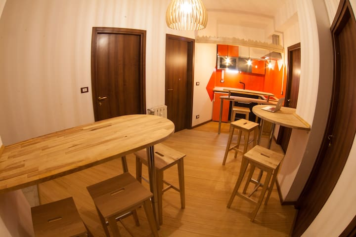 Tiny-Hostel like Room [DOUBLE BEDS]