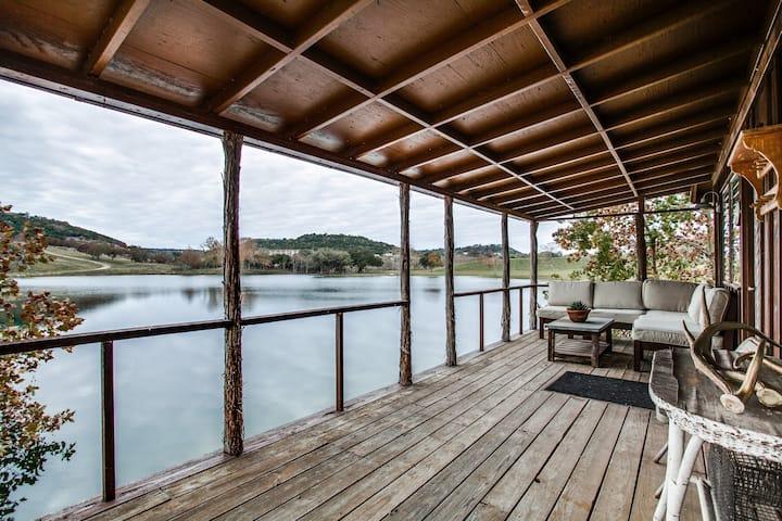 Masters Lake Cabin