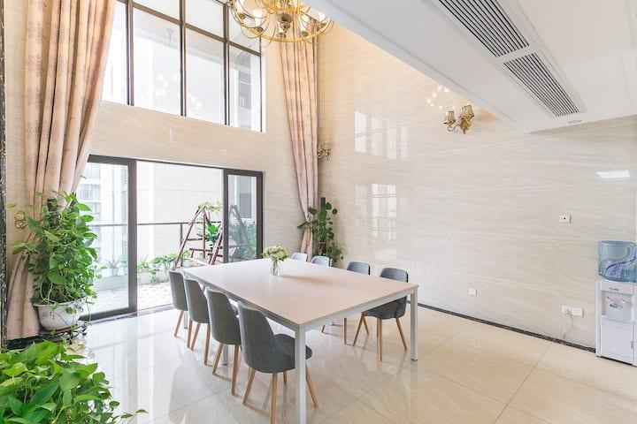 【心悦城宿】公共卫浴1.5m床温馨单间353