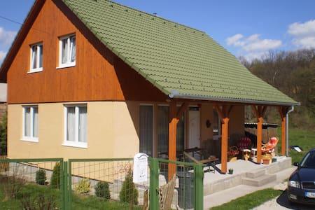 Színvonalas családi ház Kaposvár közelében - Kaposvár