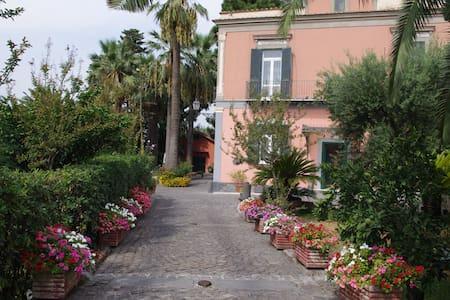 Villa Raffaela - Casa signorile e indipendente - Ercolano - Talo