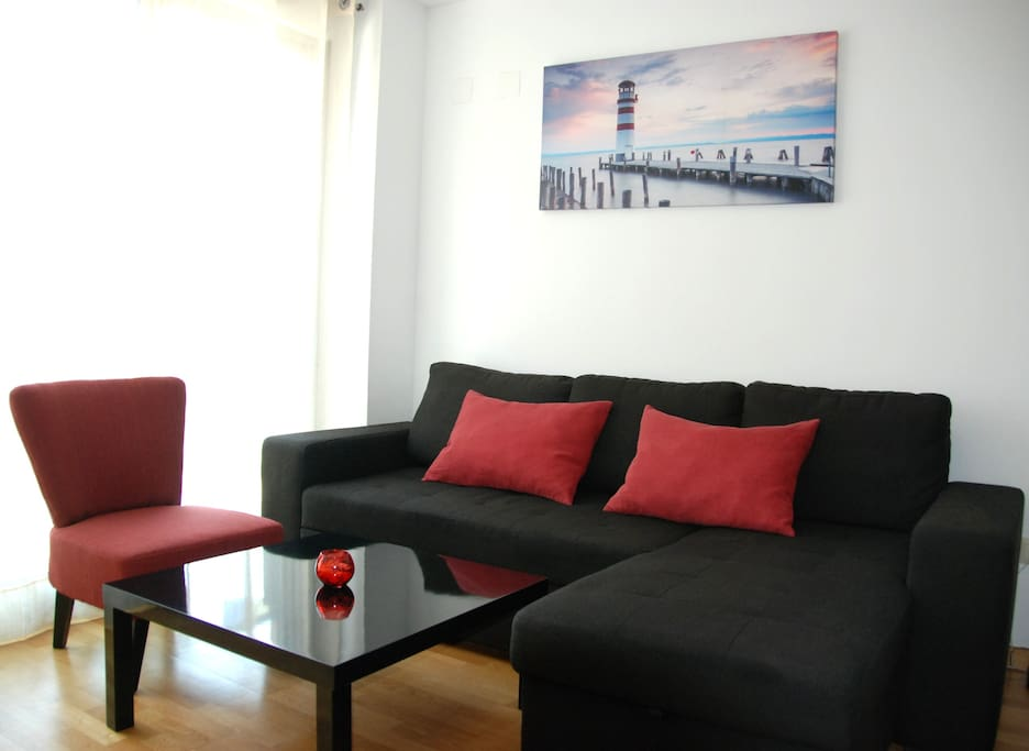 living room (sala de estar)