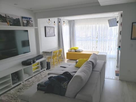 Apartamento novo Jd Aquarius SJC Pratico e Seguro