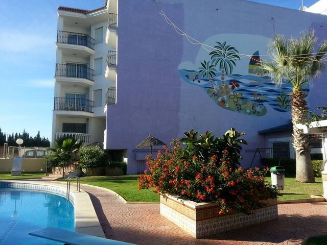 Apartments next to the beach. Ref.San Antonio 68
