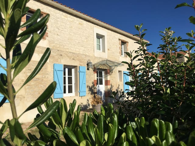 Gîte de la Motte - Angles - บ้าน