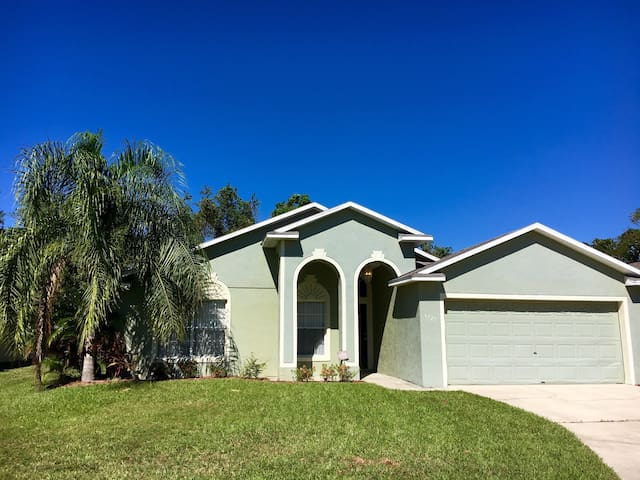 La Casita is a great home at a great value ! - Orlando - House