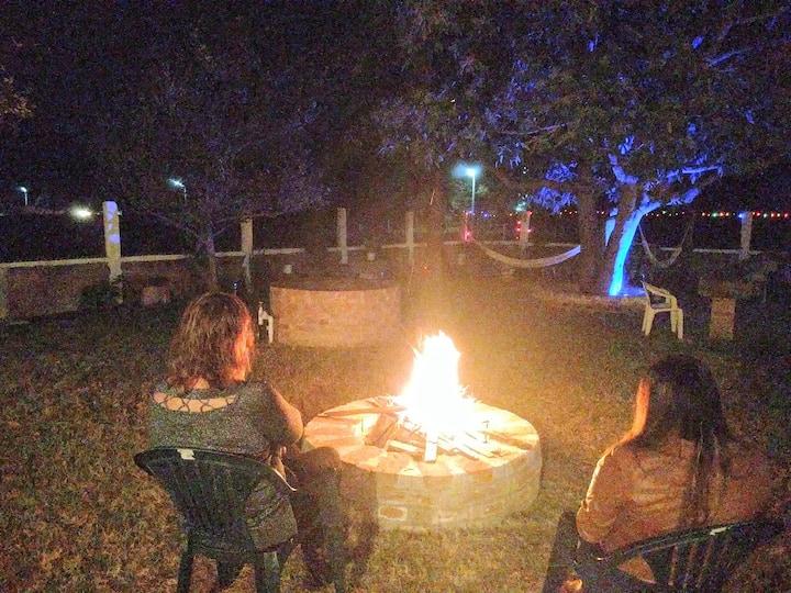 La Rama del Mezquite Camping
