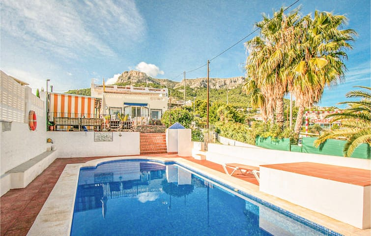 Holiday cottage with 3 bedrooms on 98m² in Calp
