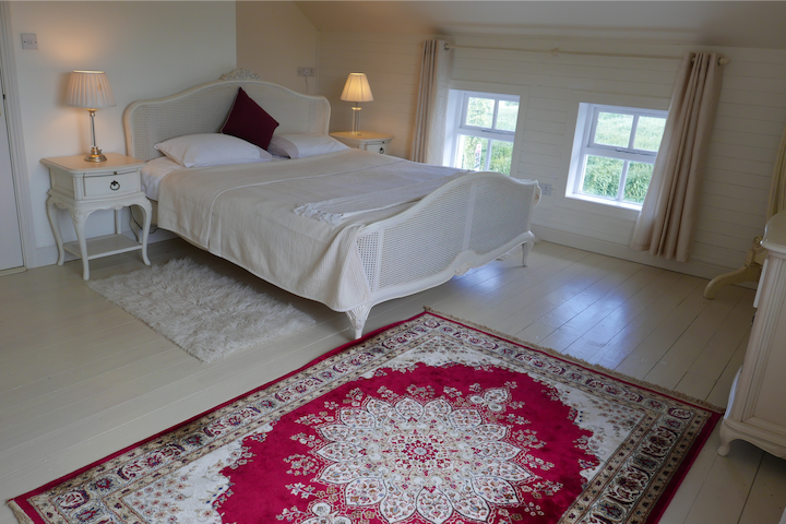 Castlegregory  Double Ensuite (S/K bed), Breakfast