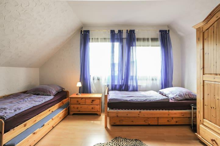 Ferienwohnung - Klenk - 2 - Gruibingen - Apartment