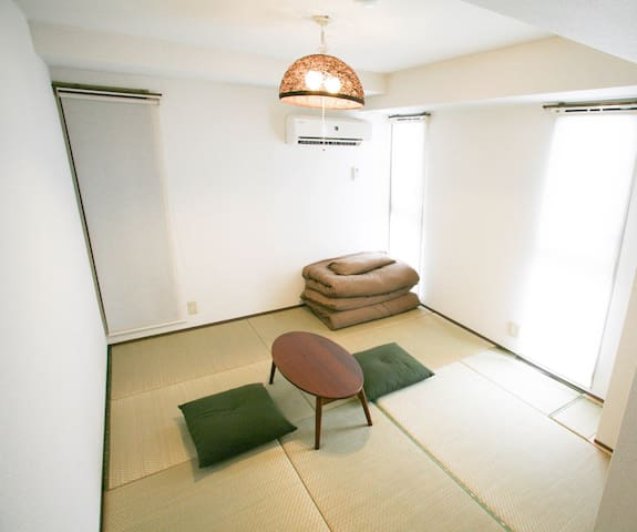 Fantastic location, just 1min from the subway.201 - Kyōto-shi - Pis