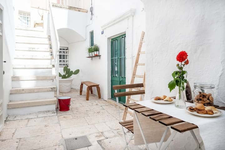 Casa Suite Fiorella|centro storico Martina Franca