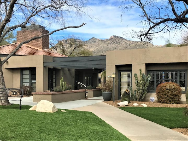 Cozy condo The Greens Catalina foothills