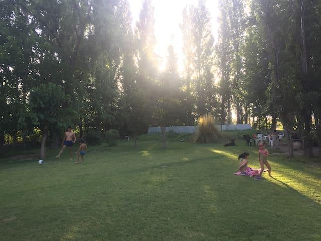 Casa de fin de semana Las Acacias