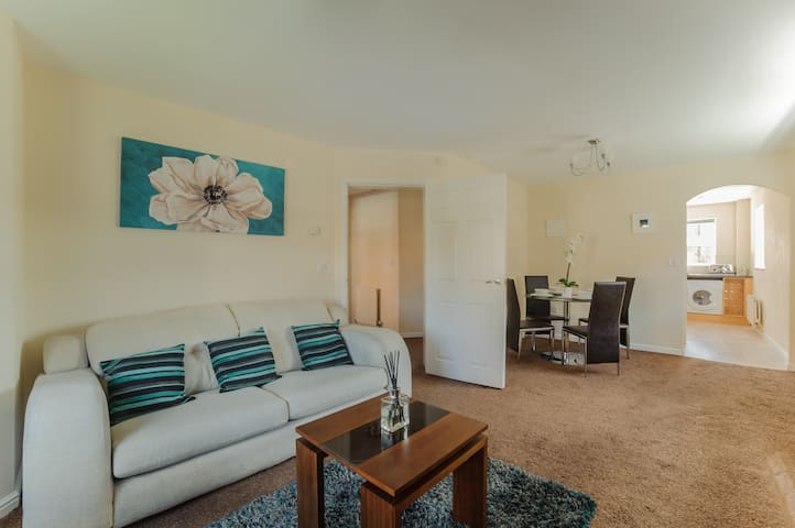 Luxury 2 bedroom apartment - Coventry - Lägenhet