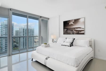 Stunning Studio in Brickell - Miami
