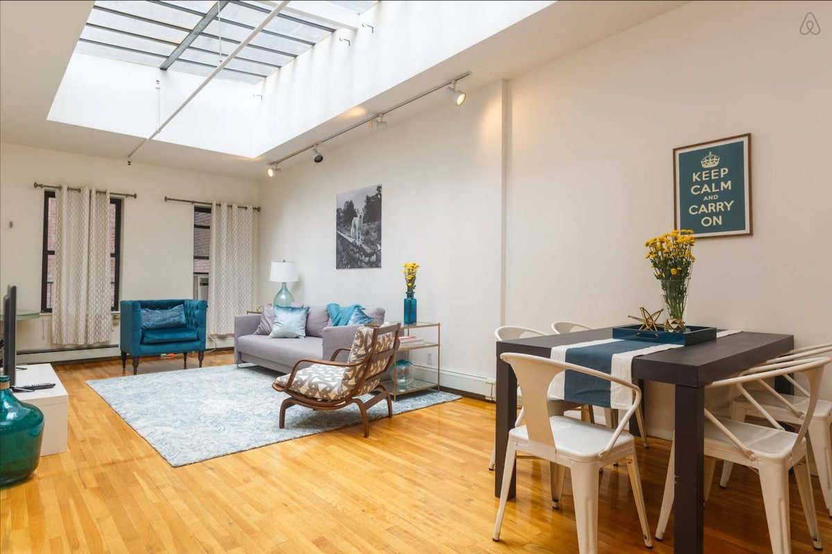 Downtown Airy Designer Loft - Apartments for Rent in New York, New ...