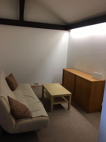 3-Zimmer in einer WG
