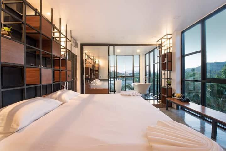 Gallery Room · Gallery Suite Room @ Phuket Town