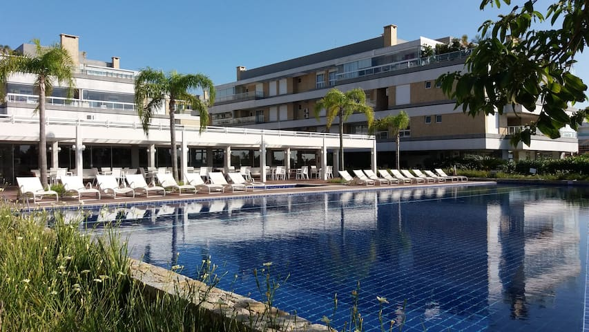 Lindo Apartamento de frente pro Mar - Florianopolis - Appartamento