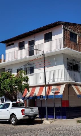 2bedroom Balcony home in the heart Puerto Vallarta