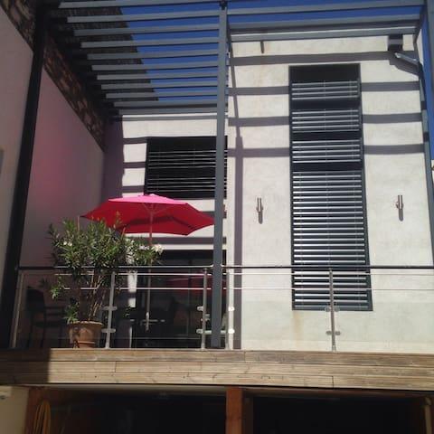 Insolite - Saint-Rémy-de-Provence - Appartement