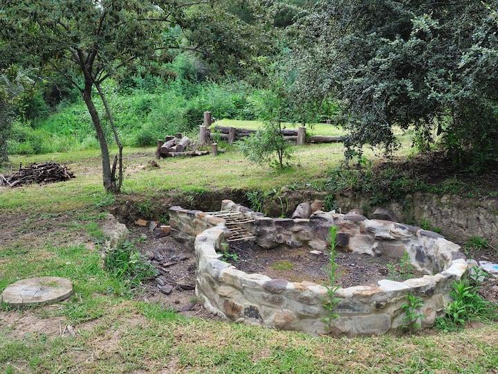 Wild Fox Hill eco-campsites
