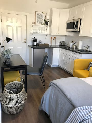 Immaculate Studio in downtown San Jose! - San Jose - Appartamento