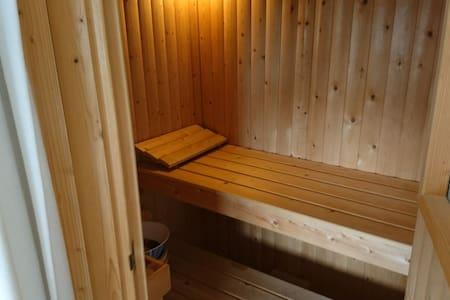 En-suite loft Room with sauna, South Bristol