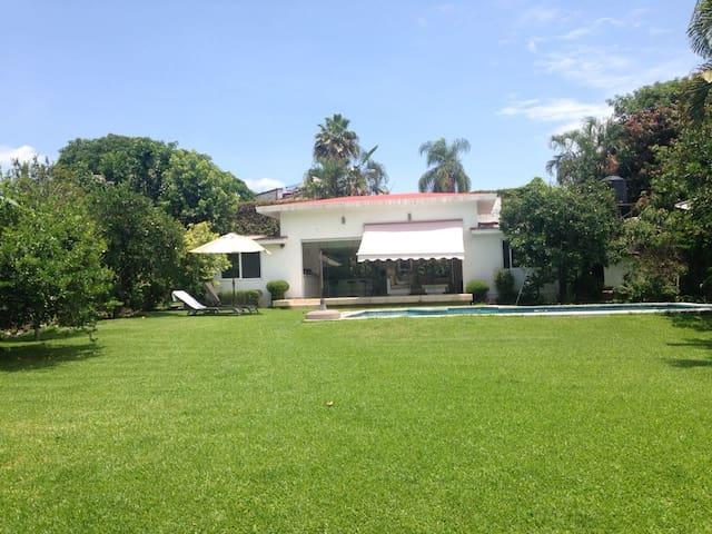 Casa cerca de San Antonio el Puente, Xochitepec