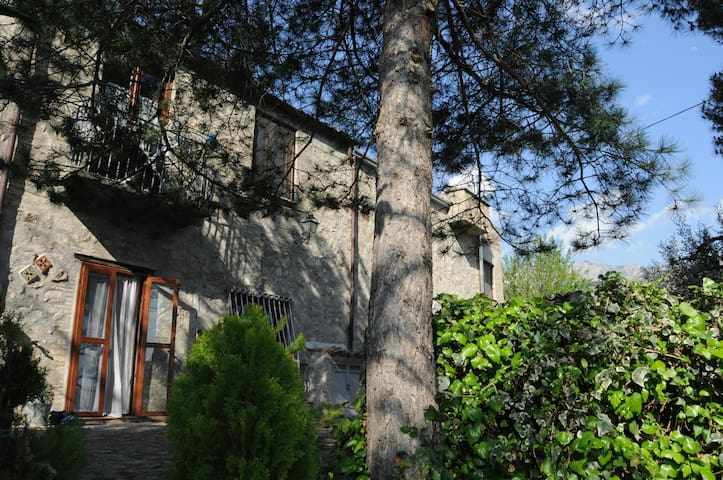 House of the Wind, in the heart of the Madonie - Polizzi Generosa - Bed & Breakfast