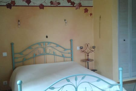 Chambre, sdb ,toilettes,privées calme à 5mn cahors