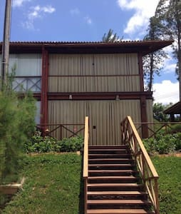 Espaço e Conforto em Guará - Guaramiranga - Rumah