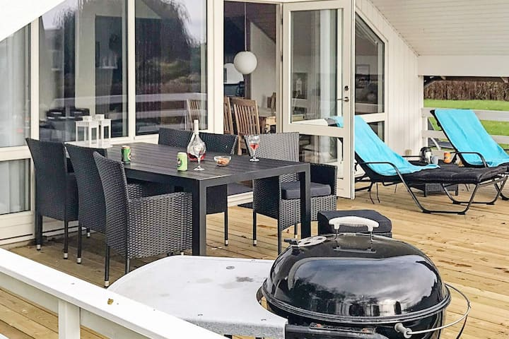 Spacious Holiday Home in Haderslev with Terrace