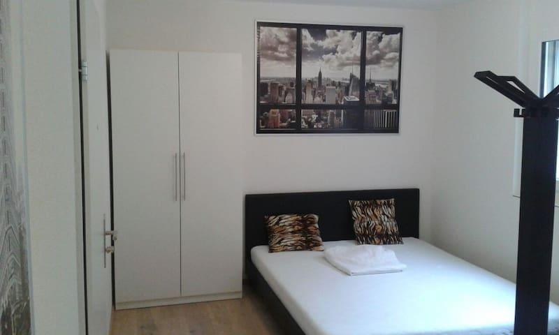 modernes Studio - in 15 Min. zum Bodensee - Au - Lägenhet
