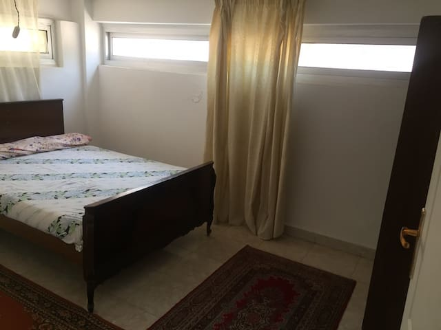 Cozy basement apartment at Al Yasmeen compound