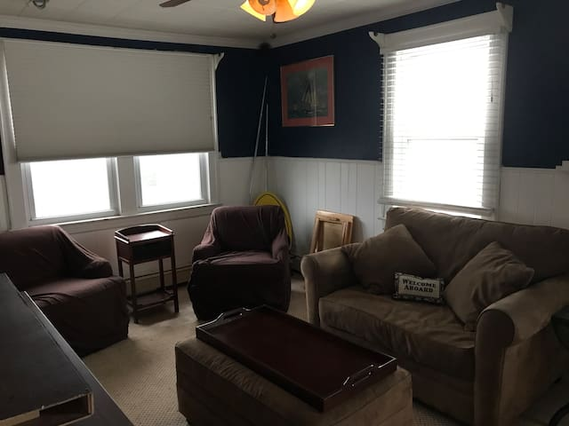 Cozy Jersey shore full apartment