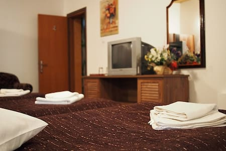 Triple room with 3 separates beds Room nr.1 - Timișoara