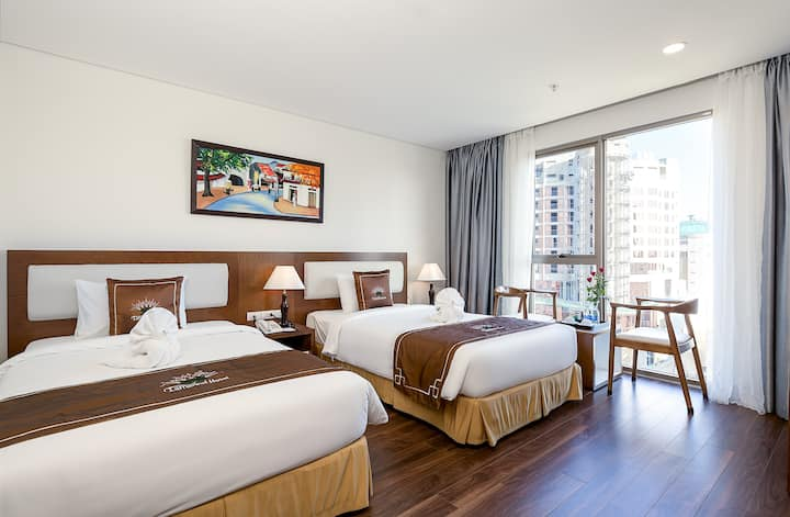 Twin Room - Tamarind Hotel Danang, My Khe Beach