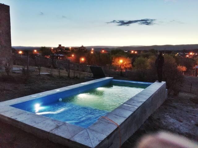 Casa de Montaña en Barrio Privado - Villa Carlos Paz - Dom