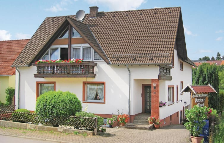 Holiday apartment with 2 bedrooms on 56 m² in Greimerath