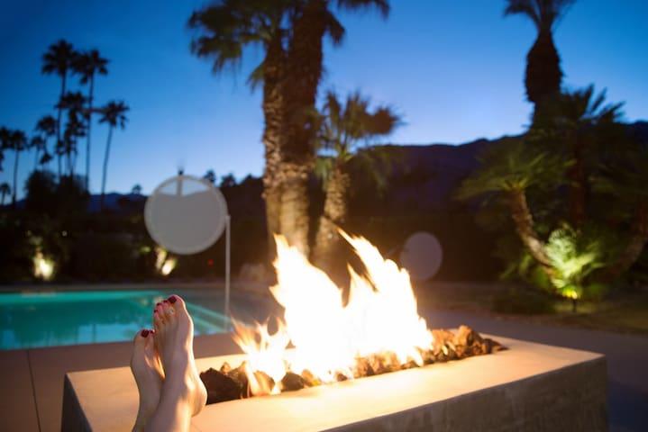 The Junipero - Bungalow 1 - Palm Springs - Pis