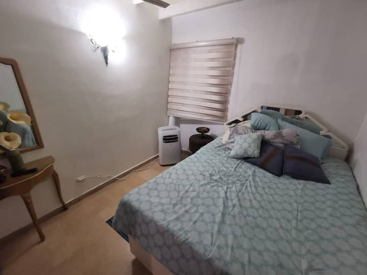Cozy and spark clean room in panama city